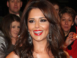 Cheryl Cole arriving at The National Television Awards 2011