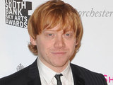 Rupert Grint at the South Bank Sky Arts Awards in London