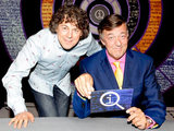 Alan Davies and Stephen Fry 'QI'