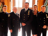 The cast of Blue Bloods