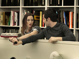 Gossip Girl S04E13 'The Kids Aren't Alright': Blair and Dan