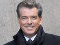 Pierce Brosnan lands the lead role in A&E's adaptation of Stephen King's Bag of Bones.