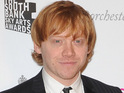 Rupert Grint admits the Harry Potter cast have given up expecting recognition at the Oscars.