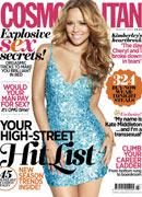 Cosmopolitan cover March 2011
