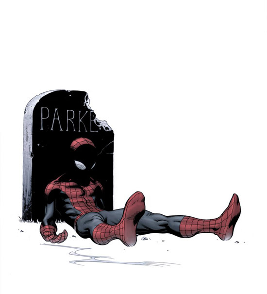 Marvel unveils 'The Death of Spider-Man""