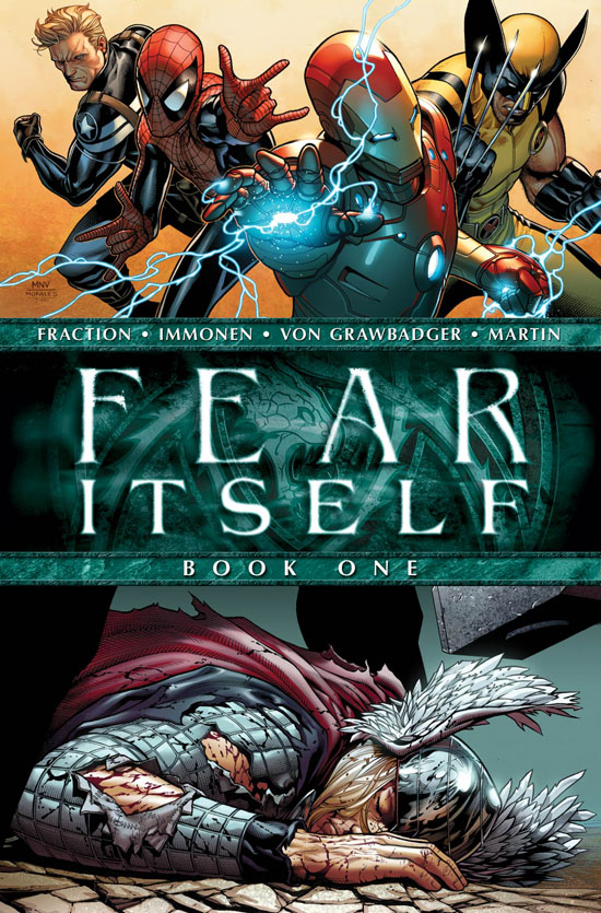 Fear Itself teaser