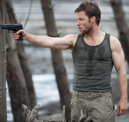 Jamie Bamber in Outcasts