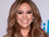 Jennifer Lopez is announced as the first global brand ambassador for 'Gillette Venus' in New York City
