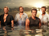 The cast of Mad Dogs