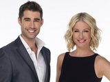 Matt Johnson and Denise Van Outen on OK! TV