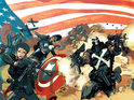 Marvel Comics unveils its plans for celebrating Captain America's 70th anniversary in March.