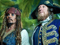 Geoffrey Rush tells us about Barbossa's new image in Pirates of the Caribbean: On Stranger Tides.