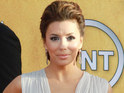 Eva Longoria reportedly begins a relationship with Penelope Cruz's brother Eduardo.