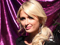 Reps for Paris Hilton say that she will take legal action over allegations of making racist comments.