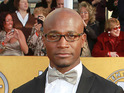 Taye Diggs found the burglar in his garage after returning from the SAG Awards.
