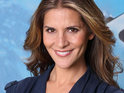 Amanda Byram admits that she would be nervous if asked to replace Davina McCall on Big Brother.