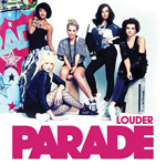 Parade - 'Louder' (Artwork)