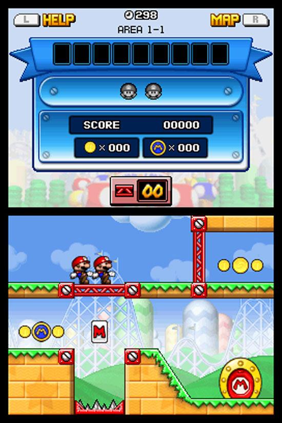 Gaming Review: Mario Vs Donkey Kong: Mini-Land Mayhem