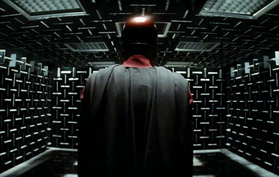 Magneto's underground lair?