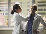 Grey's Anatomy S07E15 'Golden Hour': Meredith and Cristina