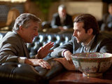 Robert De Niro and Bardley Cooper in &#39;Limitless&#39;