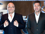 John Torode and Gregg Wallace judge MasterChef