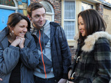 Tina and Graeme offer Xin a place to live