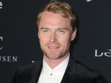Ronan Keating at the Laureus World Sport Awards in Abu Dhabi