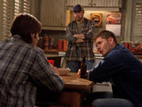 Supernatural S06E12 'Like A Virgin': Sam, Bobby and Dean