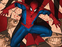 Marvel Comics unveils its Fear Itself: Spider-Man miniseries.
