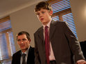 Tom faces his day in court in tonight's episode of Hollyoaks.