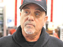 Billy Joel says that he has no interest in discussing his past with the public.