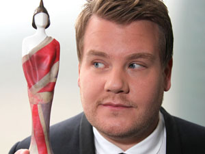 Brit Awards 2011 host James Corden
