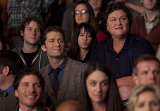 Will and Coach Beiste