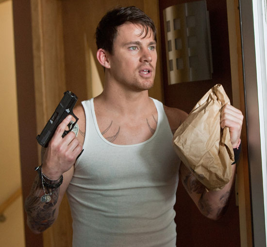 Channing Tatum in 'The Dilemma'