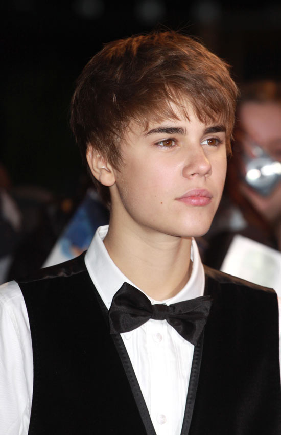 Justin Bieber brings out 'Blue Steel'.