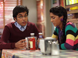 Tamwar asks Afia if she still wants to marry him after the madness at the party.