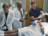Grey's Anatomy S07E16 'Not Responsible': Owen Hunt, Richard Webber and Mark Sloan