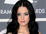 Katy Perry looking stunning the 53rd Annual GRAMMY Awards held at the Staples Center in Los Angeles