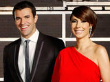 Steve Jones and Alex Jones in Let's Dance for Comic Relief