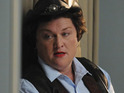 Glee star Dot-Marie Jones reveals that she loves the friendship between Will and Beiste.