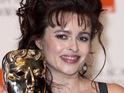 Helena Bonham Carter dedicates her 'Best Supporting Actress' BAFTA to her mother Elena.