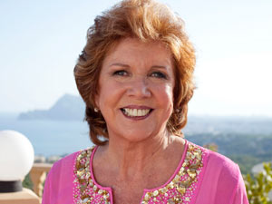 Cilla Black in Benidorm