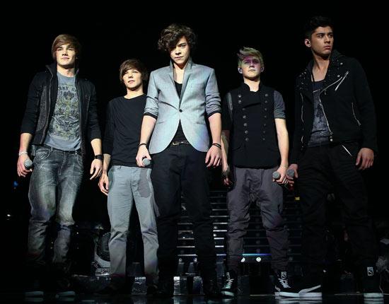 One Direction Photoshoot 2011