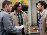 Supernatural S06E15 - Dean, Sam and Castiel