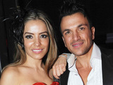 Elen Rivas and Peter Andre