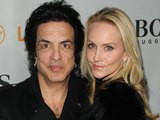 Paul Stanley and wife Erin Sutton