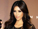Kim Kardashian launches her new perfume at Macy's