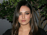 Mila Kunis at The Hollywood Reporter Big 10 Party in L.A.