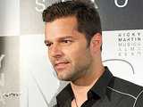 Ricky Martin presents his new album M.A.S in Madrid, Spain